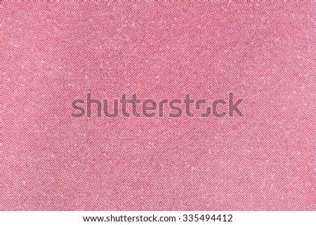 Paper texture - pink kraft sheet background. - stock photo