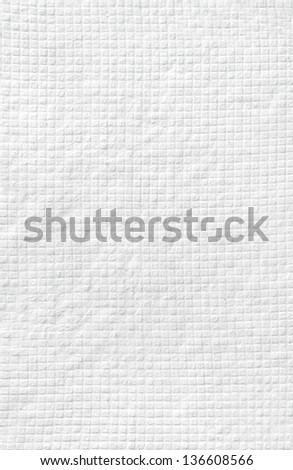 Paper texture. White paper sheet. Hi res. - stock photo
