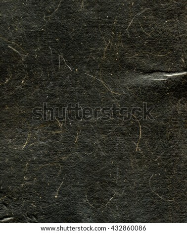 Paper. Vintage black paper. Black Paper. Old paper sheet. Paper texture. Retro paper background. Watercolor paper. White textured watercolor paper. Grunge paper. Dirty paper. Paper template - stock photo