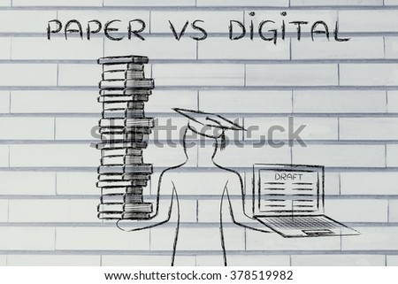 Digital dissertation