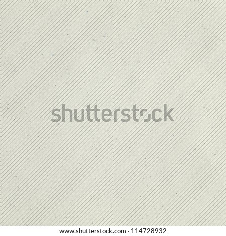 Paper with stripes - stock photo