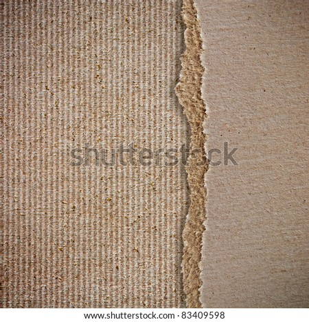 Paperboard for scrapbook - stock photo