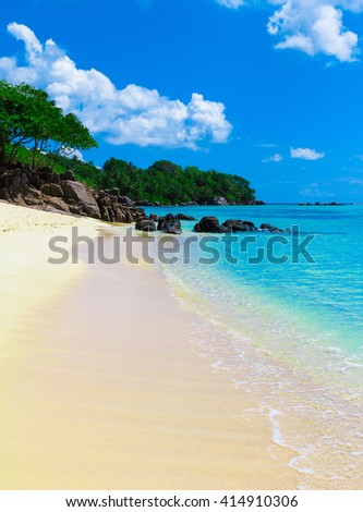 Paradise Exotic Dream  - stock photo
