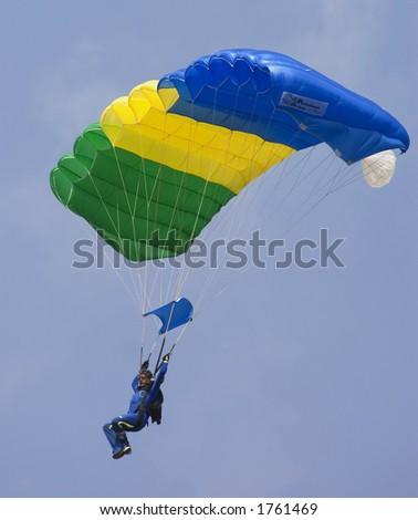 Paraplane - stock photo