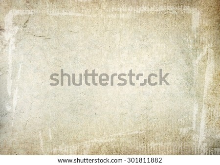 parchment paper background grunge texture - stock photo