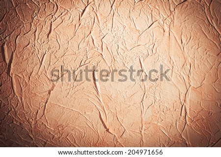 Parchment texture - stock photo
