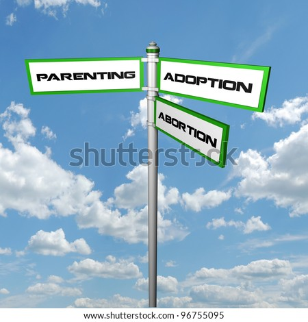 Parenting, adoption and abortion