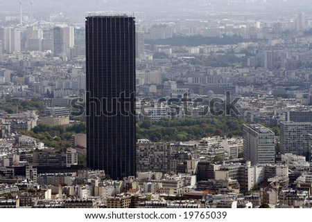 Paris - stock photo