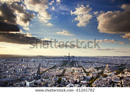 Paris Before Sunset