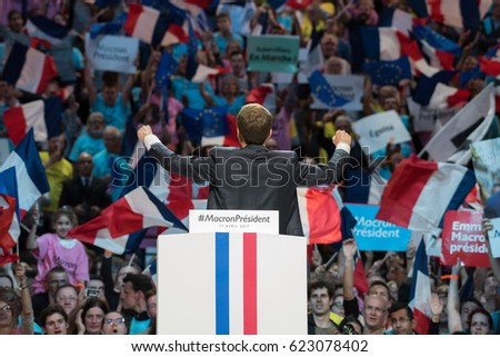 political party in france France has a multi-party system, which means that several political parties must form coalitions in order to form a government this is because it would be very difficult for any one party to win a majority of seats in the french national assembly since the 1980s, there have been two major coalitions one is a collection of.
