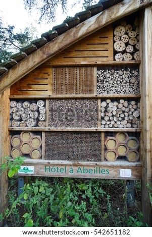 Insect Hotel Stock Photo 74775151 Shutterstock