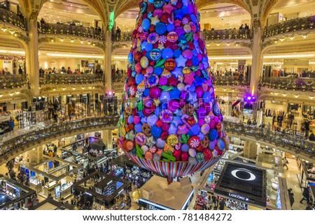 famous shopping centers in paris france paris france french