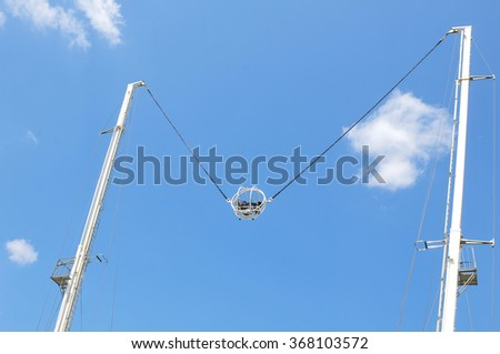Jumping Electricity Pole
