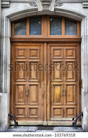 Modren Apartment Building Door Metal For Suppliers And