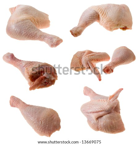 Chicken parts Stock Photos, Images, & Pictures | Shutterstock