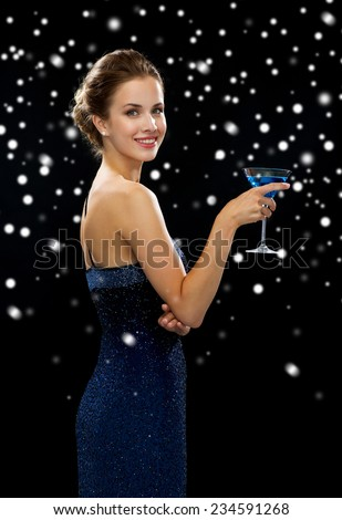 Long drink vs cocktail dress