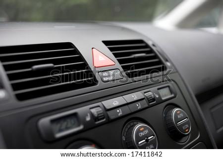 Passenger Airbag - stock photo