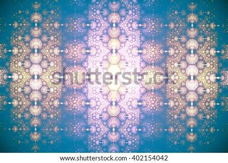 pastel abstract background. Interesting abstract background . Had to use the actual colors of the season - azure,warm gold.  Texture is poured, it gives a feeling of surprise, puzzle and uniqueness. - stock photo