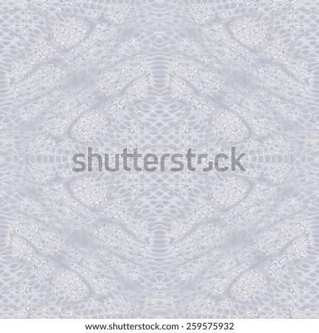 pastel blue doily pattern, subtle vintage background, seamless pattern - stock photo