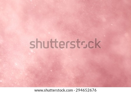 Pastel color abstract fog on a vintage,  defocused background. - stock photo
