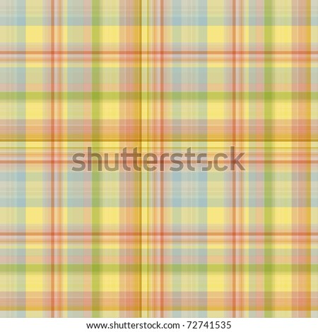pastel colorful plaid - stock photo