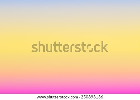 Pastel Gradient 2 - stock photo