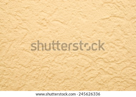 Pastel peach, pastel color painted wall texture, background