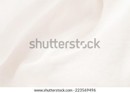 pastel silk textile - stock photo