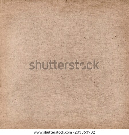 pastel white background brown beige or tan color design, vintage grunge texture, web template background layout idea, elegant printed material background, cream or ivory graphic art brochure poster - stock photo