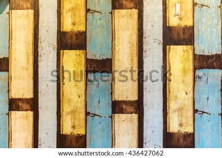 Pastel wood wall texture
