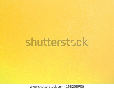 Pastel Yellow Background Gold Abstract Design Vintage Grunge Texture Distressed Rough Border Frame