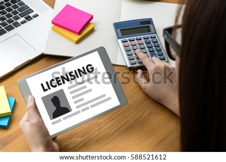 Patent license agreement licensing business man stock photo royalty patent license agreement licensing business man hand working on laptop computer platinumwayz