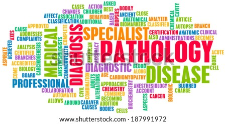 Pathology or Pathologist Medical Field of Science Art
