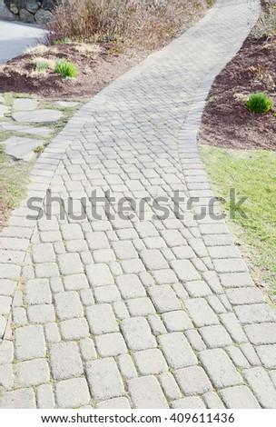 Pathway - stock photo