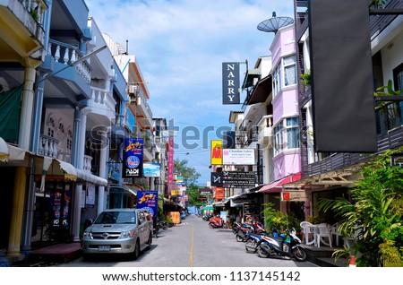 stock-photo-patong-thailand-october-soi-