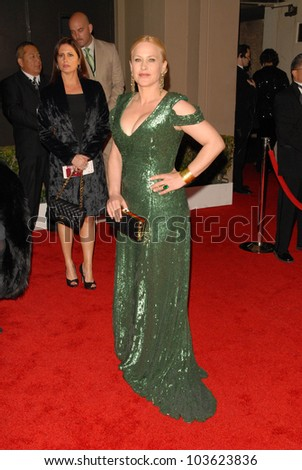 Patricia Arquette at the 16th Annual Screen Actor Guild Awards Arrivals, Shrine Auditorium, Los Angeles, CA. 01-23-10