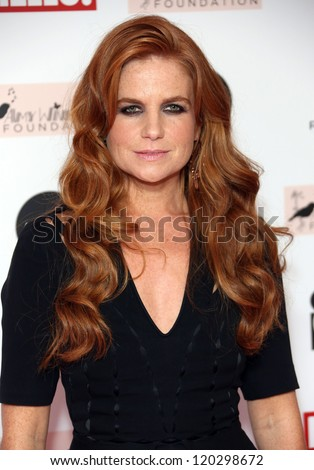 Patsy Palmer arriving at the The Amy Winehouse foundation ball held at the Dorchester hotel, London. 20/11/2012 Picture by: Henry Harris - stock photo