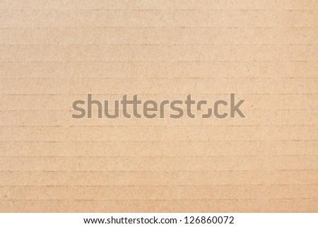 Pattern background box cardboard. - stock photo