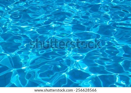 Swimming Pool Background water abstract background swimming pool rippled stock photo