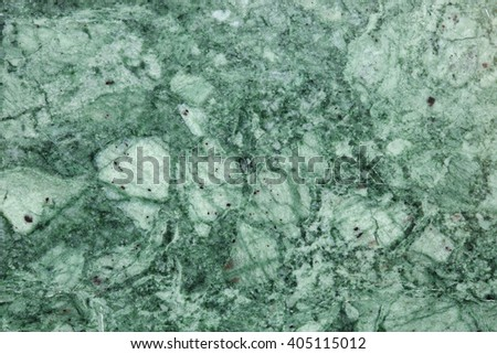 Pattern natural of Dark green marble pattern (Emerald green) for design and background. - stock photo