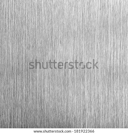 Pattern of brushed metal background. Your empty space. - stock photo
