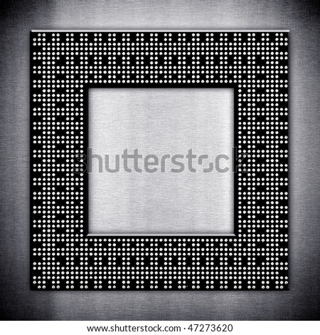 pattern of chip background