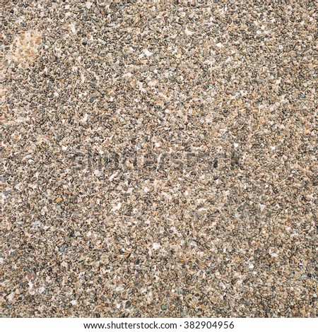pattern of stone wall surface - Background of stone texture - stock photo