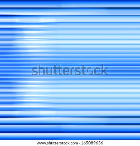 pattern of technological blinds, texture background - stock photo