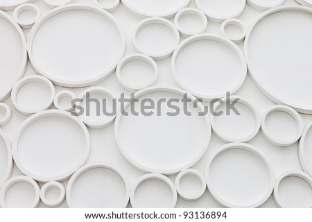 Pattern of Wall - stock photo