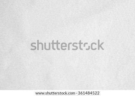 Pattern of white industrial paper surface - stock photo