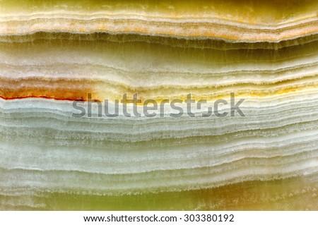 Pattern onyx stone closeup as background - stock photo