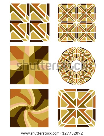 Pattern Textile Texture - stock photo