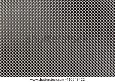 Patterned fabric on treadmill base
