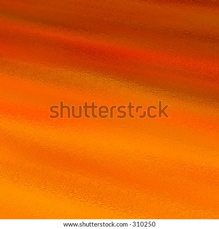 Patterned glass filter applied to orange and red blends - stock photo